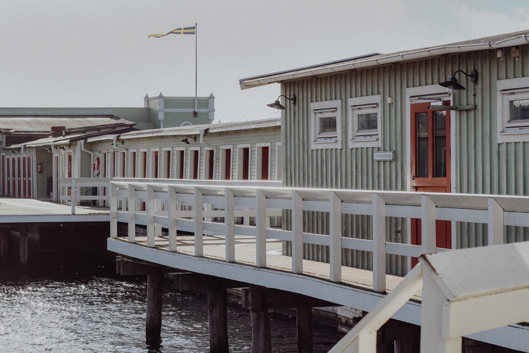 Wassertemperatur 2°C – Zu Besuch im schwedischen Kaltbad