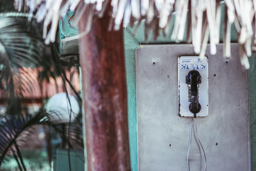 Telefon Kuba