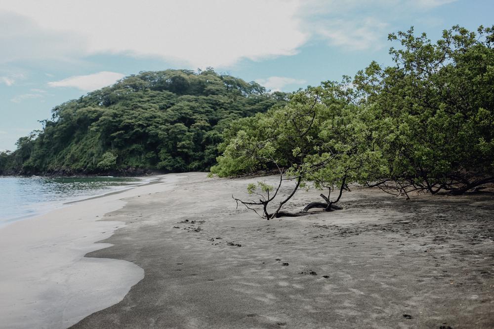 Costa Rica Reise-Route