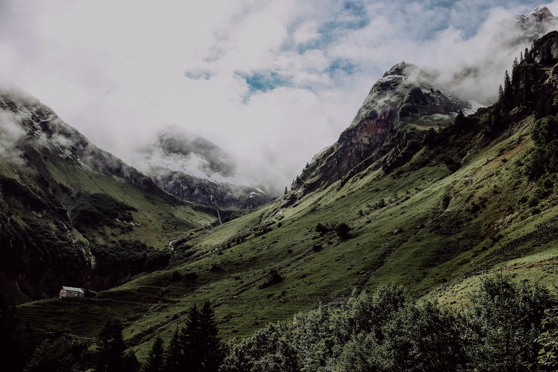 Eine Wanderwoche auf der Lechquellenrunde