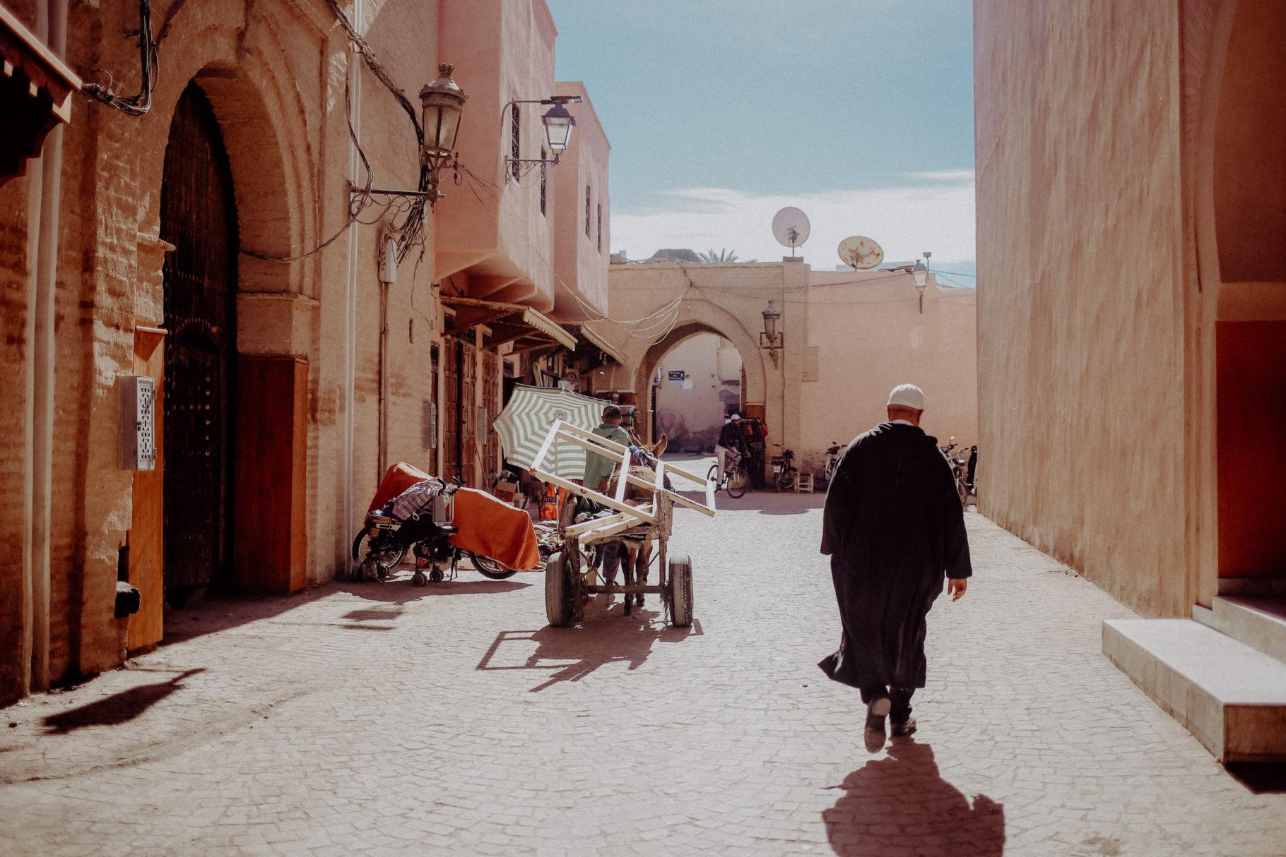Meine Reiseroute für Marokko in 8 Tagen