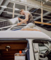 Solaranlage VW T5