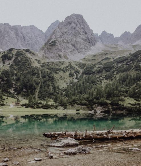 Wandern Tirol Seebensee