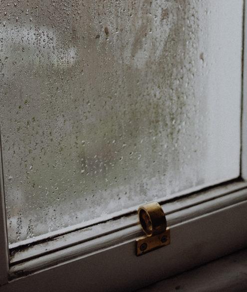 Edinburgh bei Regen