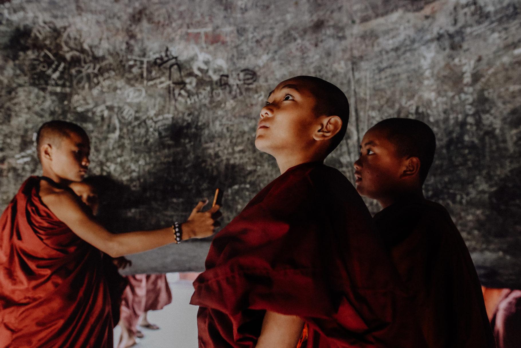 Unsere Reiseroute für 14 Tage in Myanmar