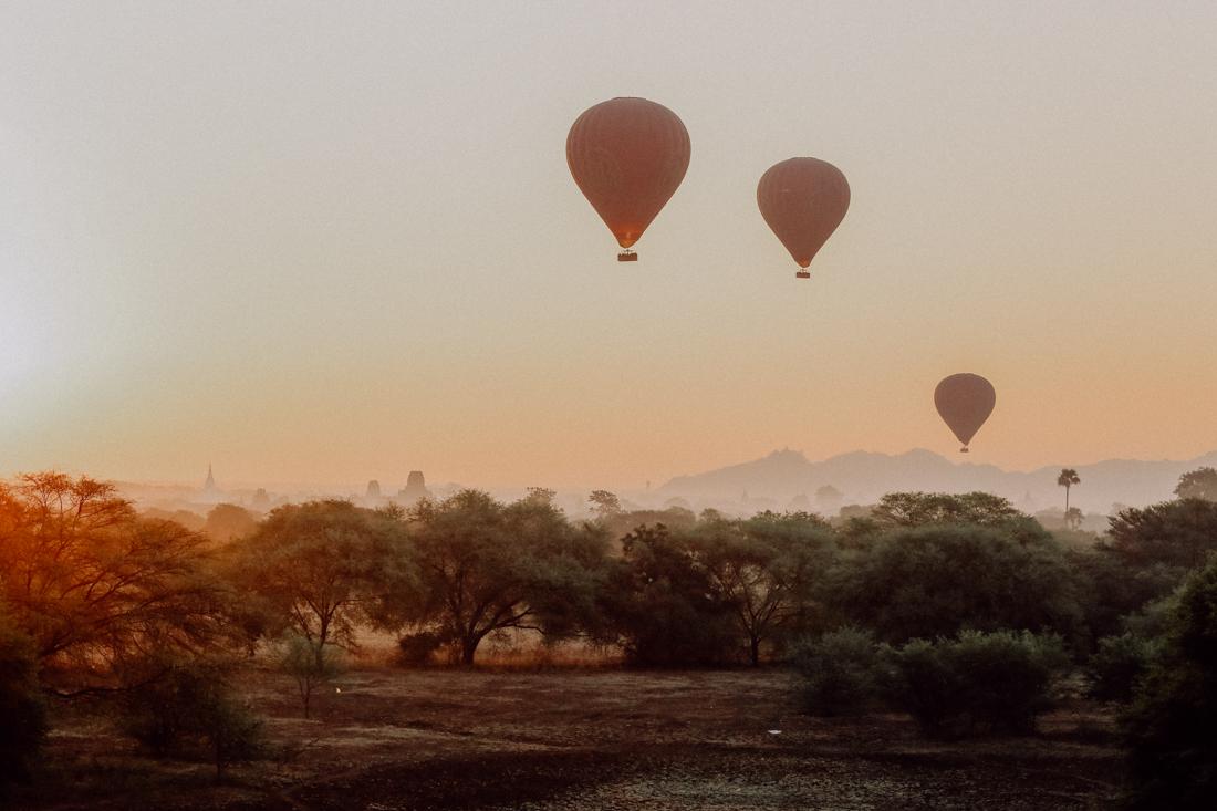 Zwischen Pagoden & Ballons – Reisetipps für Bagan (nach dem Kletterverbot)