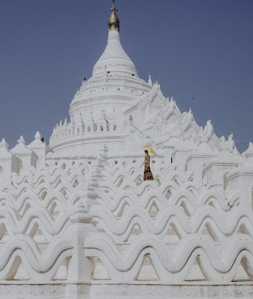 Mandalay Ausflug Mingun