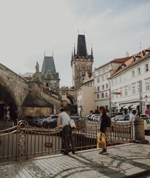 Prag Sehenswürdigkeiten Kleinseite Mala Strana