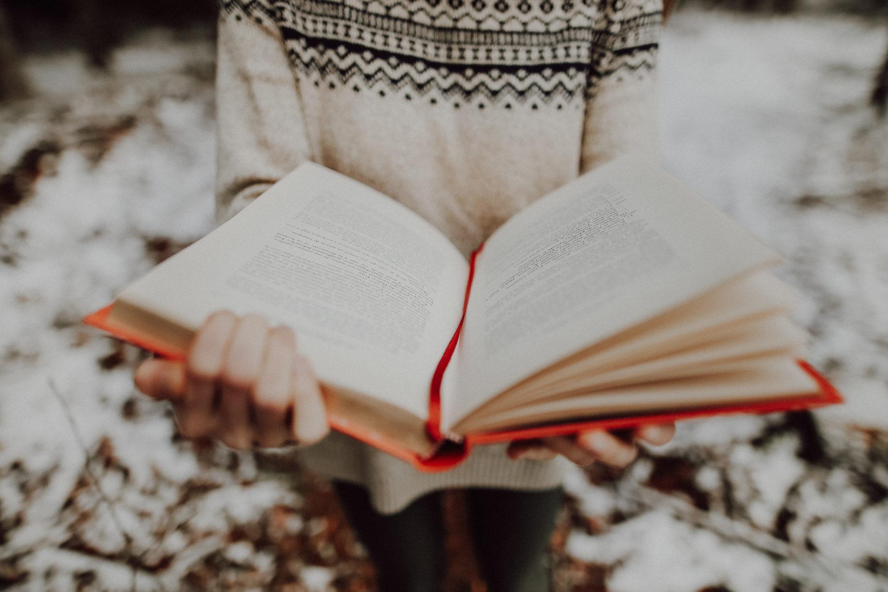 Meine 10+ liebsten Bücher zu Reisen, Natur & Outdoor