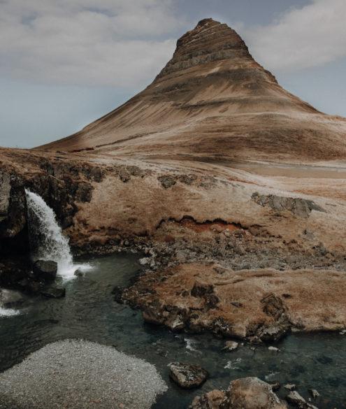 Tagesausflug Reykjavik Snaefellsnes Halbinsel Kirkjufell